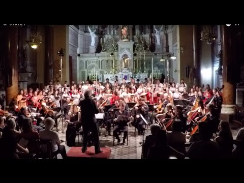 Stabat Mater - Schubert D.383 - Basílica del Sagrado Corazón
