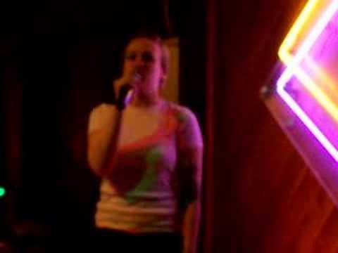 Kolleen Sings Karaoke