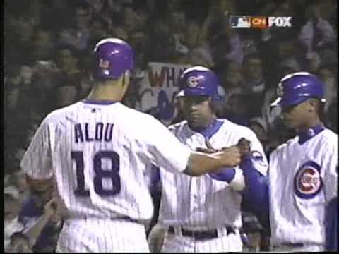 Moises Alou HR in Game 7 of 2003 NLCS