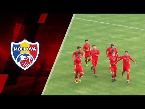 Moldova U-18 2-2 Romania U-18 // Meci Amical,  26.10.2017