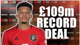 Jadon Sancho to Manchester United days away? Manchester United News
