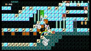 CD2! 30sec SPEEDRUN Ice Ice Baby by Drew W.~ SUPER MARIO MAKER ~ NO COMMENTARY