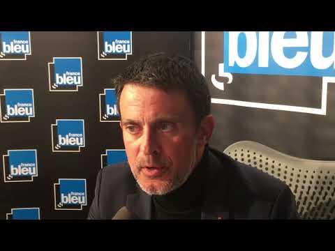Manuel Valls, invité de Stade Bleu