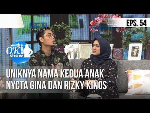 [THE OK! SHOW] Uniknya Nama Kedua Anak Nycta Gina Dan Rizky Kinos [20 Februari 2019]