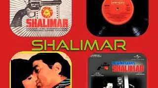 Romantic Theme Music Shalimar 1978.R D Burman (Pancham) Anand Bakhshi.Dharmendra.Zeenat Aman
