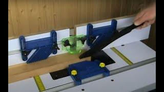 Charnwood's W014 Floorstanding Router Table
