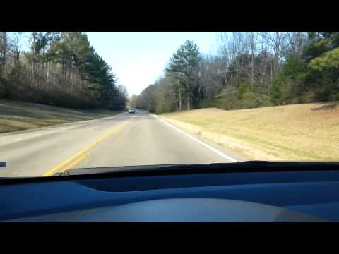 Driving in Tupelo, MS 1