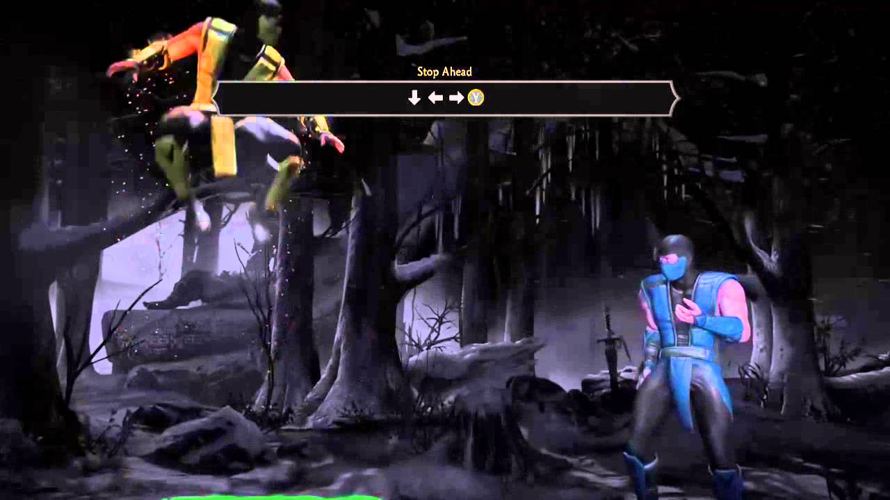 Mortal Kombat X Scorpion S Toasty Fatality Youtube