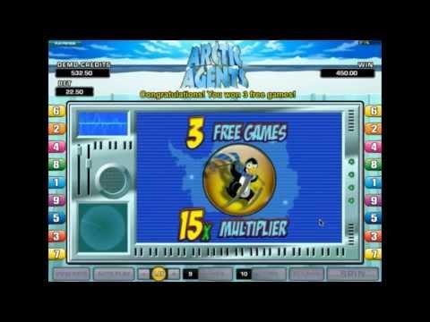 Игровой автомат Arctic Agents на vse-casino.com