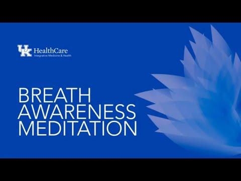 Yoga Techniques - Breath Awareness Meditation