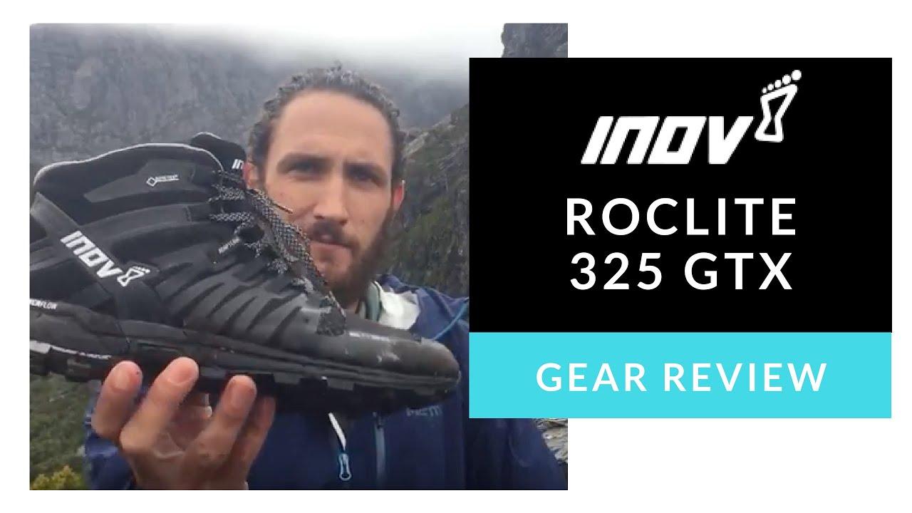Inov 8 Roclite 325 Review - YouTube