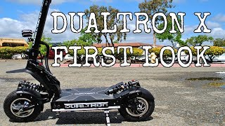 Dualtron X First Look
