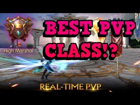 BEST PVP CLASSES - World Of Kings