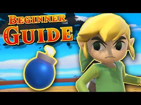 Beginner Toon Link Projectile Guide! Super Smash Bros Ultimate