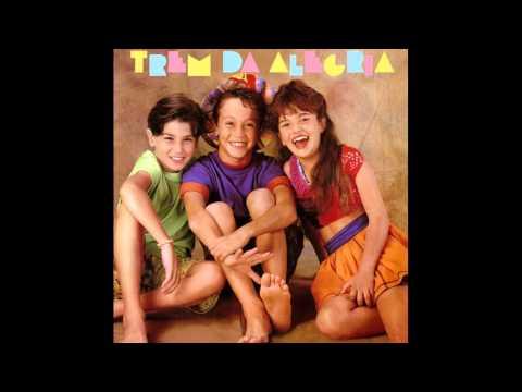 Trem da Alegria 1990 - Disco Completo