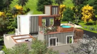 Villa Container - SC Casa Container - Florianopolis