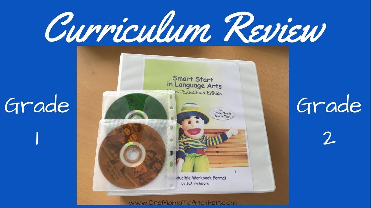 Workbooks rod and staff workbooks : Smart Start in Language Arts Curriculum Review - YouTube