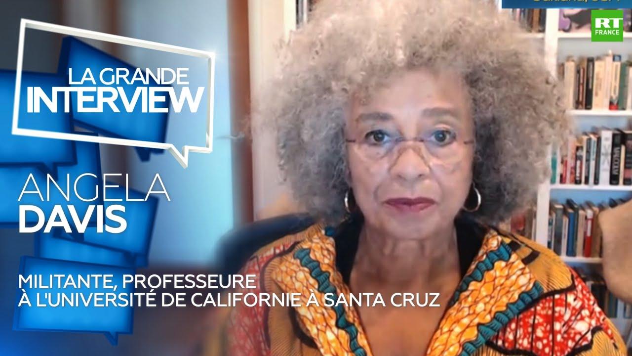 La Grande Interview : Angela Davis