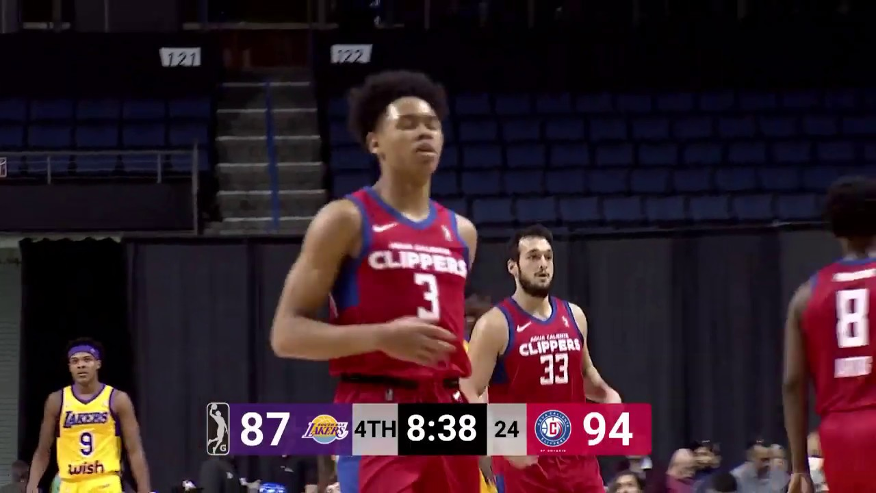 newest f04ae 8b65f Blazers' Anfernee Simons Scores 22 Points in NBA G League Debut!