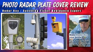 License Plate Cover IR Invisible-Plate Infrared Cover Protector /…