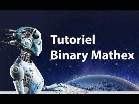 Binary Mathex : Avis sur le robot pour gagner en bourse