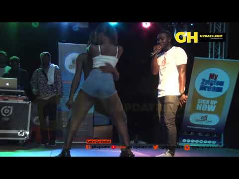 OMG: THESE STUDENTS KILLED THE STAGE AT LEGON HALL WEEK