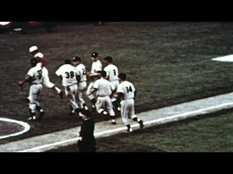 Yankees win the 1961 World Series
