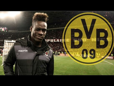Mario Balotelli - Welcome to Borussia Dortmund? - Best goals 2018 - HD