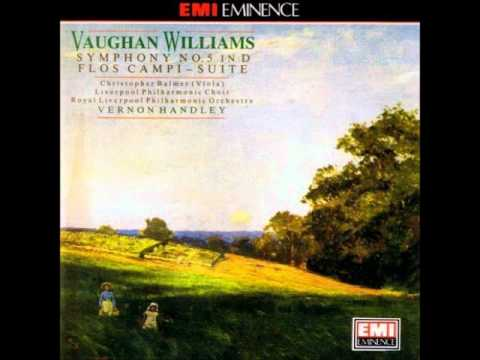 Symphony no. 5 in D, 1st movement - by Ralph Vaughan Williams