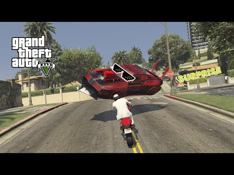 GTA 5 Thug Life   Баги, Приколы, Фейлы, Трюки, Эпичные Моменты #59