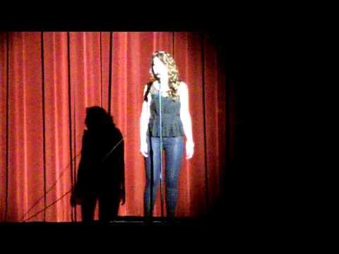 Kelsey Walter - Ed Sheeran - Kiss Me - Chopticon High School