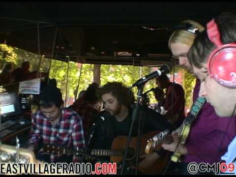 The Amazing - Dragon, Live @ CMJ