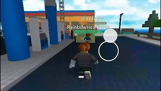 Roblox : Natural Disaster Survival on the Samsung Galaxy S5