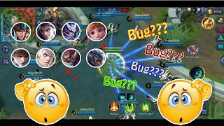 BUG HERO MOBILE LEGEND PART 1 |MOBILE LEGEND BANG BANG|