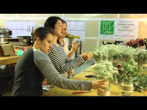 The DIY Florist