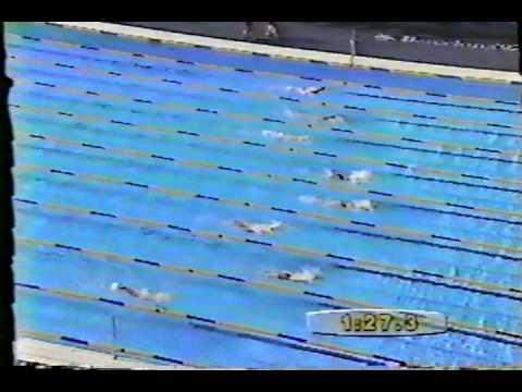 1992 Barcelona Olympic Women 200m Butterfly Final