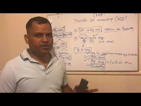 Transfer Car Rego In QLD | Car Registration Transfer Process In Australia