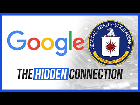 Google's Hidden CIA Connection - The Full Story