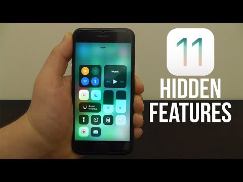 iOS 11 Hidden Features – Top 11 List