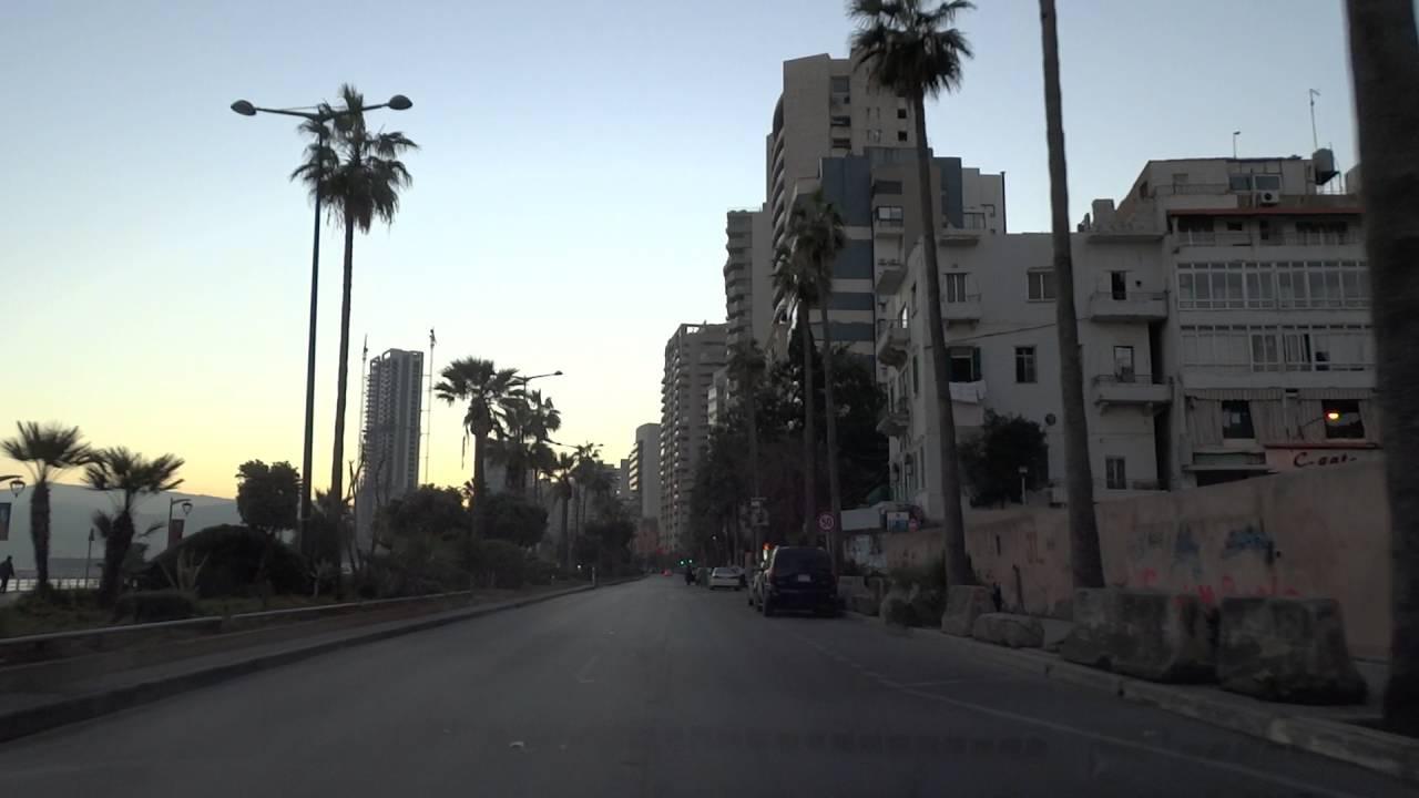 Driving Lebanon Road Trip Beirut 2016 02 14