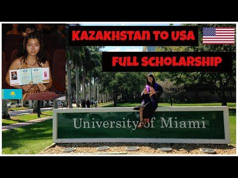 Bachelor in US | Full Scholarship | University of Miami