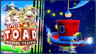 Captain Toad: Treasure Tracker #15 - Ὀδύσσεια