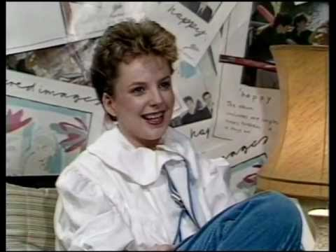 Clare Grogan - Interview early 1982 - YouTube