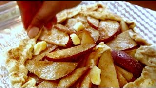 Simple Pear Galette Recipe  Momma Cuisine  In The Kitch