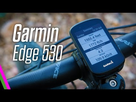 Garmin Edge 530: NEW MTB Dynamics, Performance, And Navigation Features!
