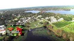 INVERNESS FLORIDA - lakes and parks located downtown.  FL-orida.com