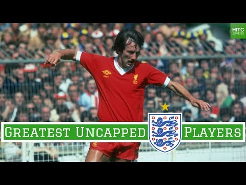 7 Greatest Players Never Capped by England