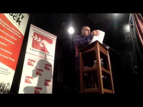 Al-Ajami Poetry Reading - Stifled Verse, Free Verse: An Evening of Poetry and Solidarity