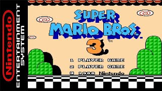 [LONGPLAY] NES - Super Mario Bros 3 (HD, 60FPS)