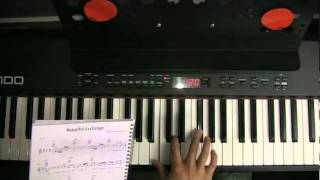 Church Worship Piano Lesson - Hillsong Beautiful Exchange